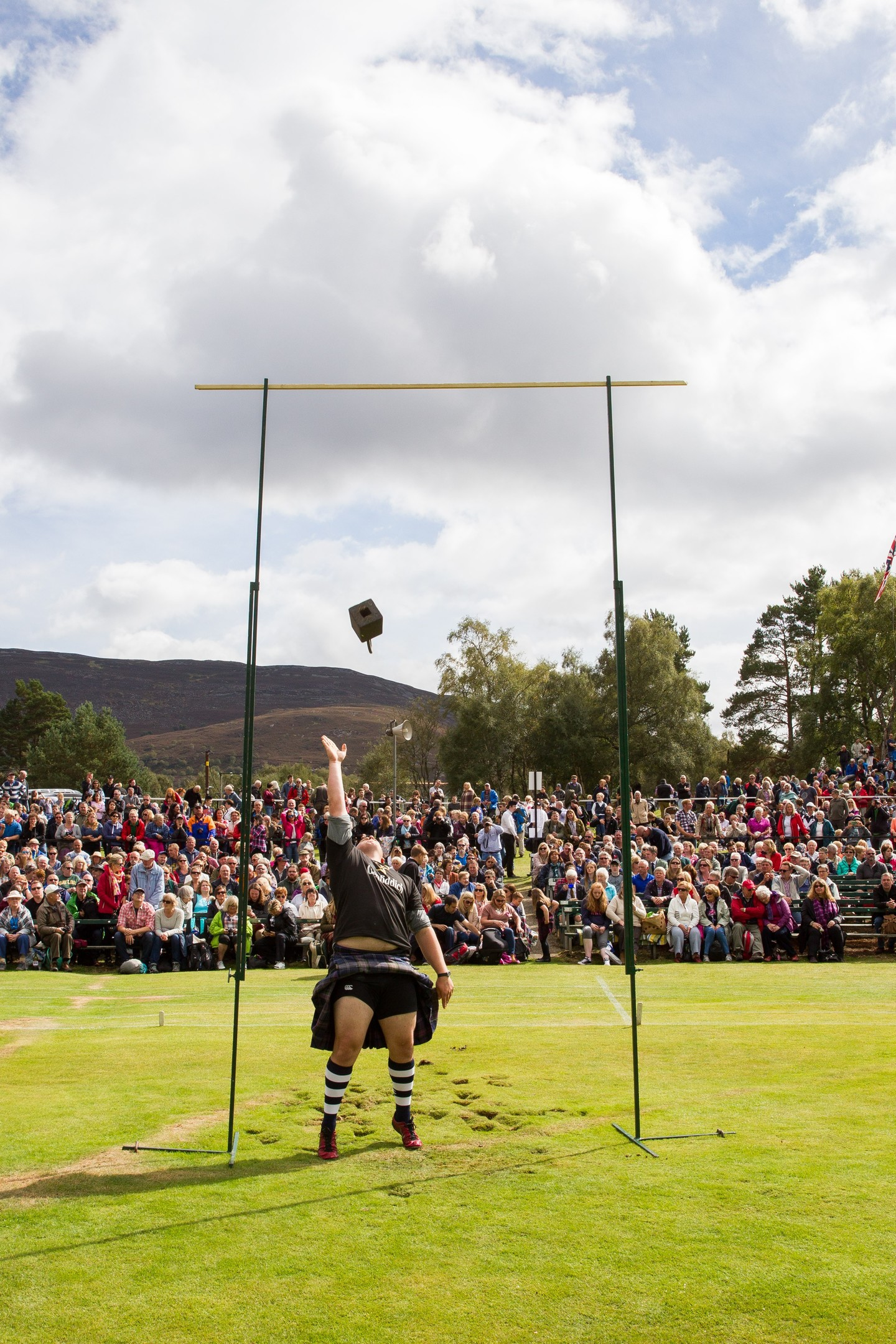 STRONG CONTENDER: Braemar Gathering  is a finalist at the Scottish Thistle Awards.