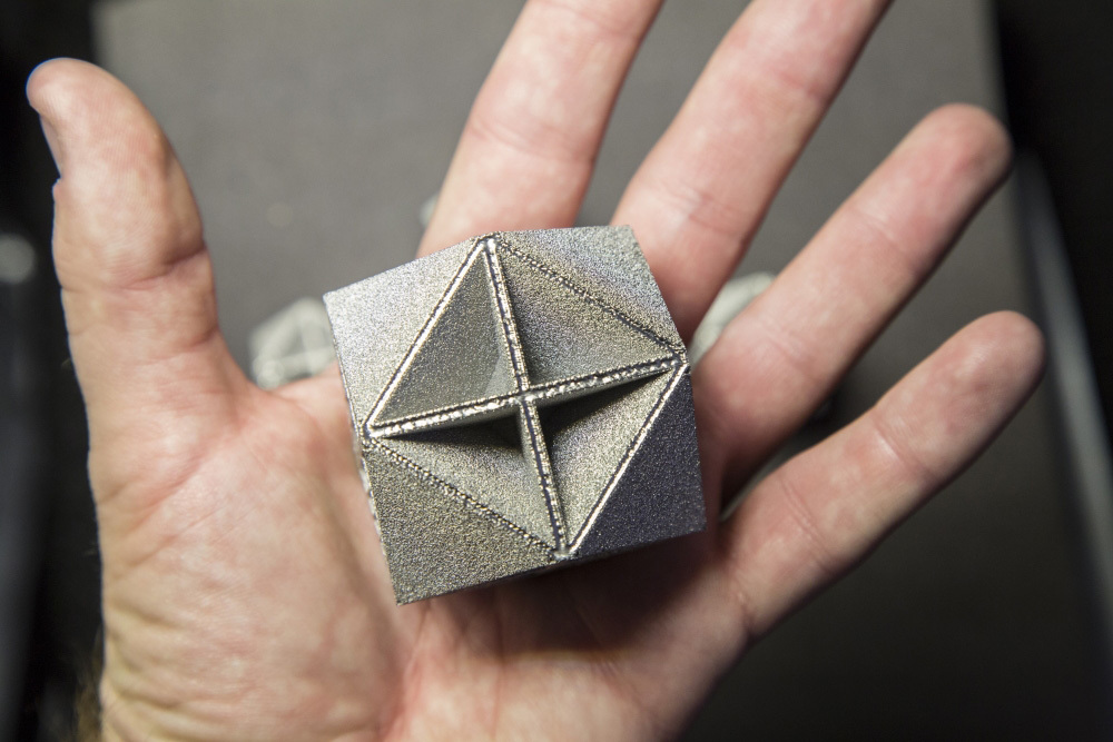 Isomax could be used to help create drones and spacecraft.
