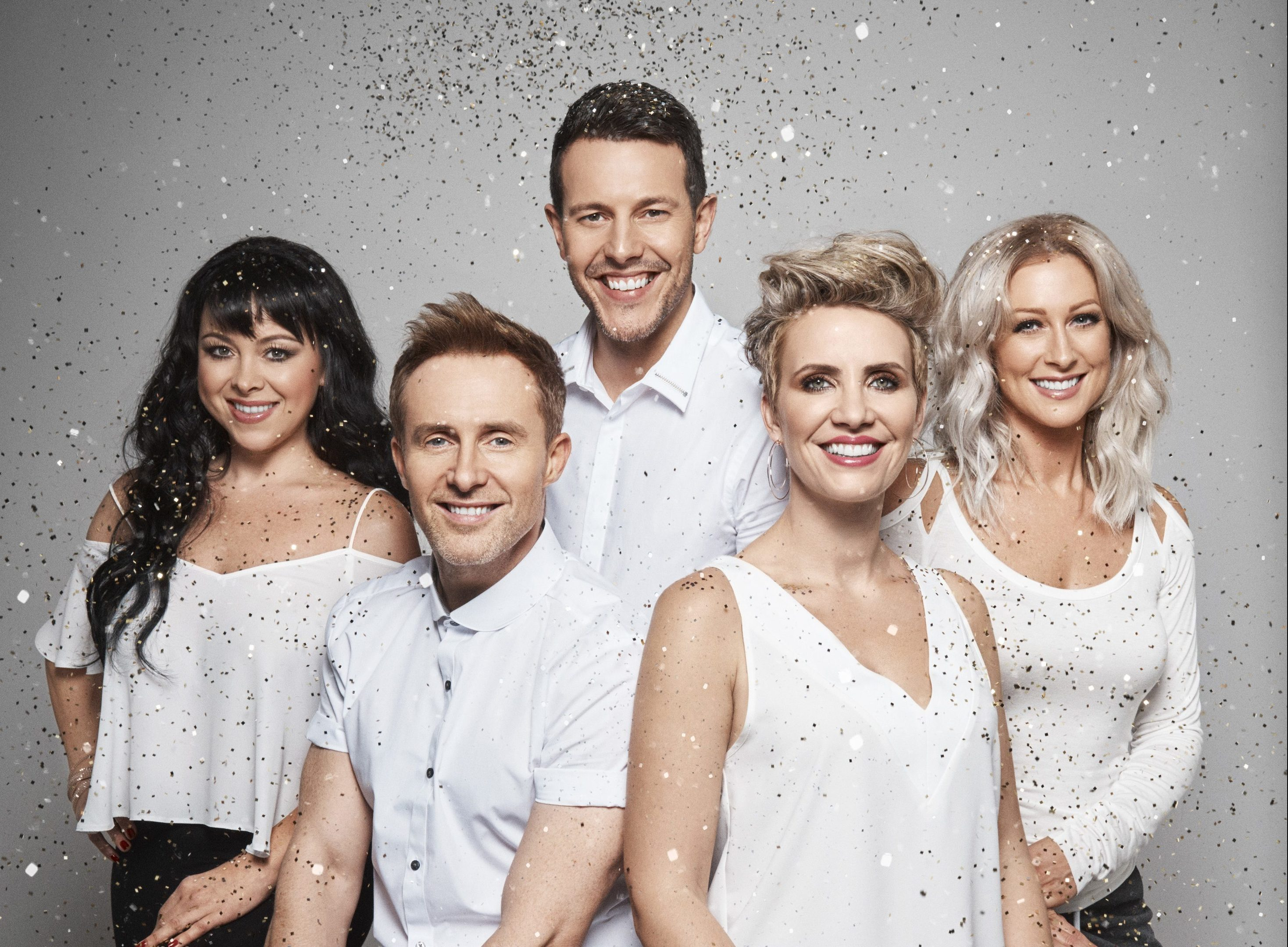 Steps – Claire, H, Faye, Lisa and Lee – are releasing a new album.