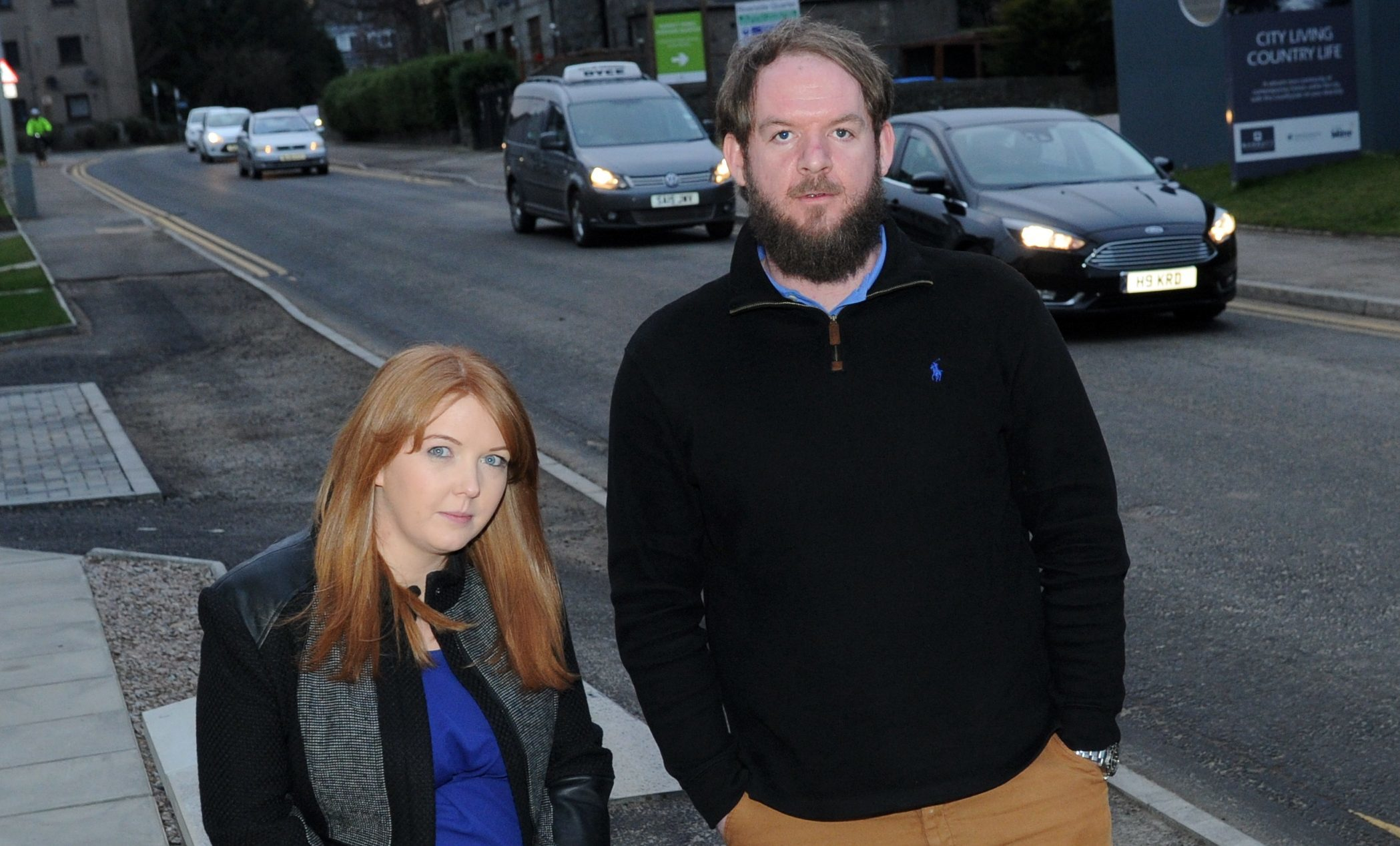 Sarah Allard and Neil White have hit out over the changes to bus routes.