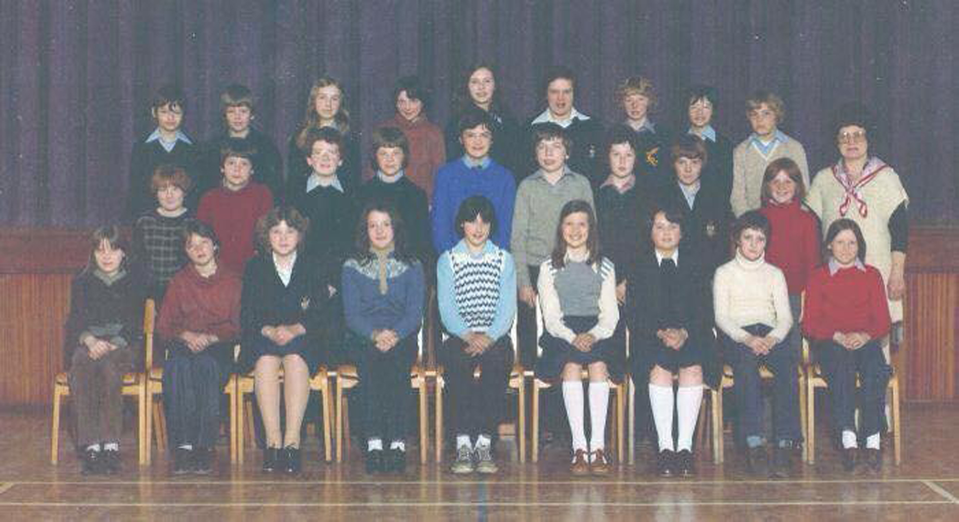 Summerhill Academy's class of 1978 to 1983, some of whom are pictured, will be meeting up again.