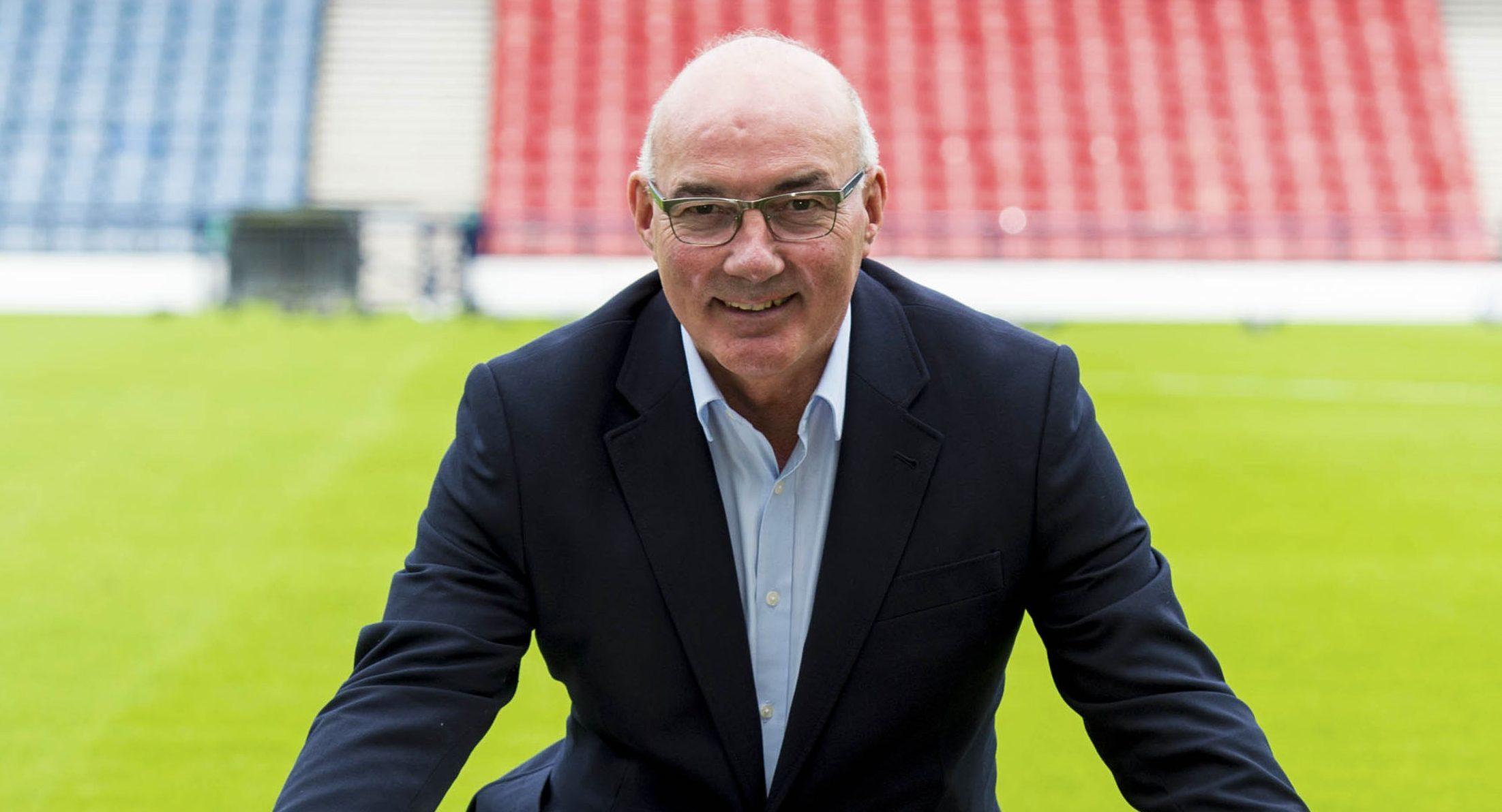 Aberdeen club legend Willie Miller