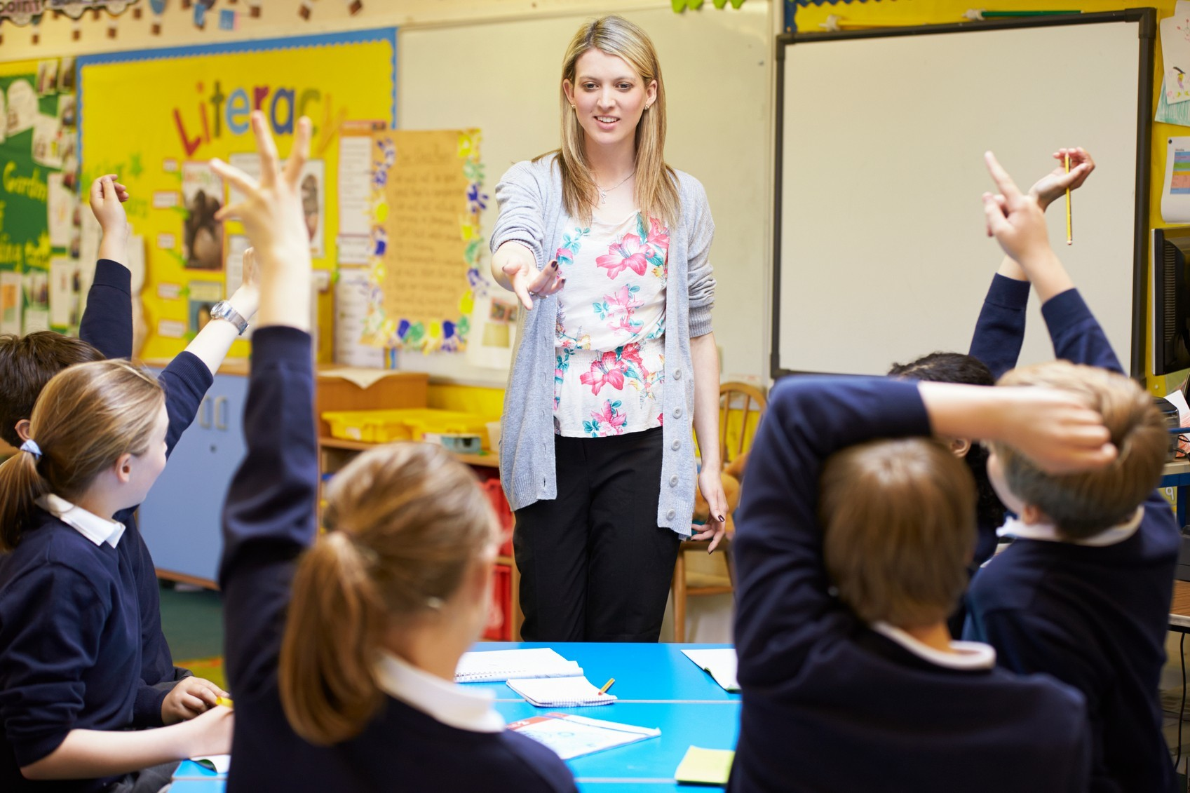 There are still a large number of North-east teaching vacancies.  picture: istock