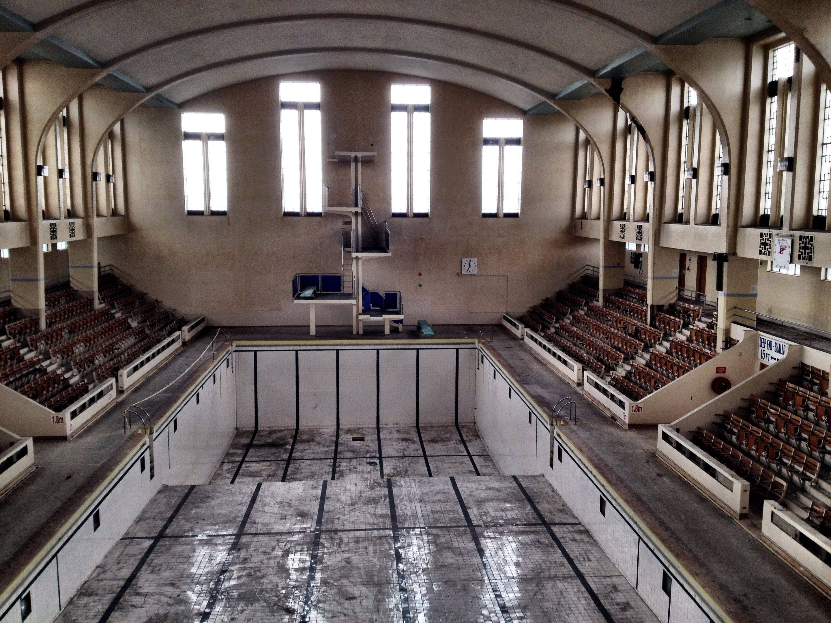 The Bon Accord Baths