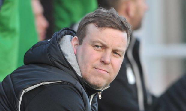 Kris Hunter has left Turriff United