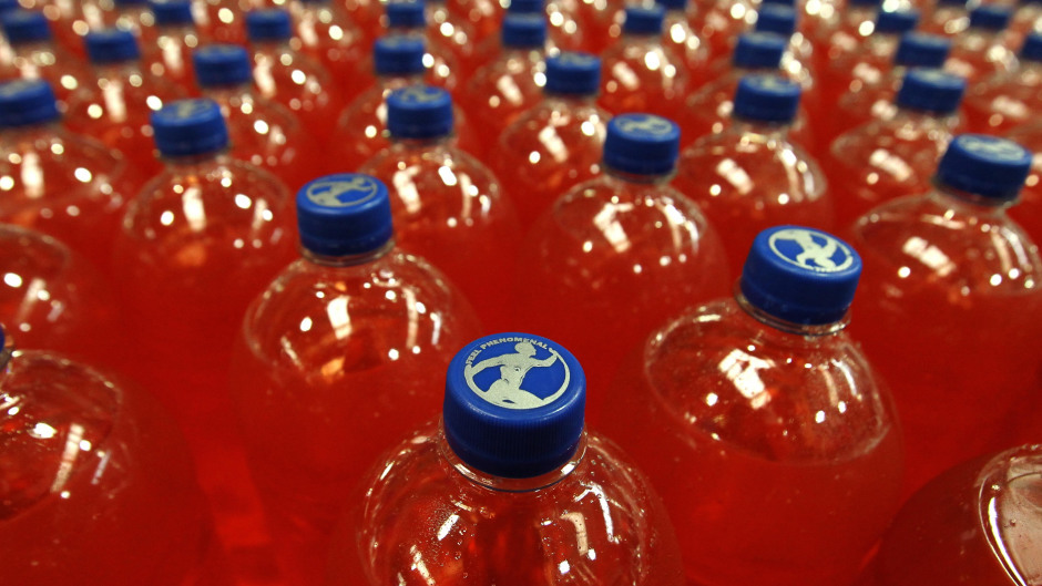 Irn Bru will continue to be made using the same secret Irn Bru flavouressence, but with less sugar