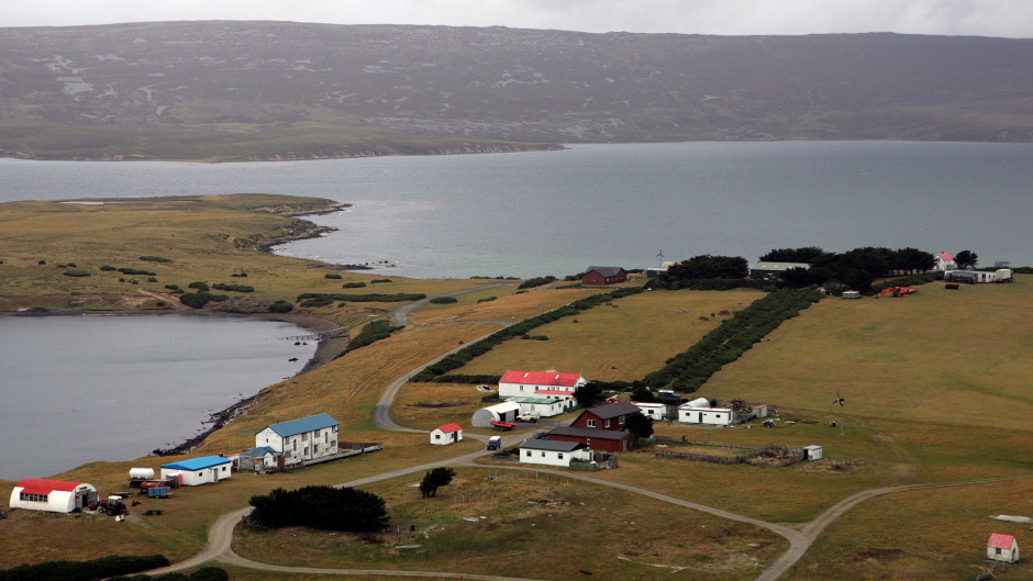 The researchers will travel to the Falkland Islands next year