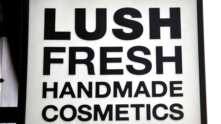 Lush is reopening their Aberdeen store on Monday