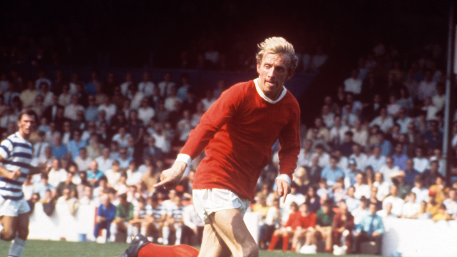 Denis Law in his heyday