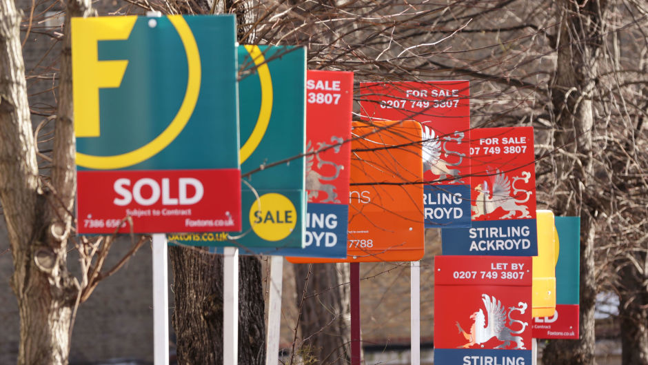 Aberdeen property sales are bucking the trend