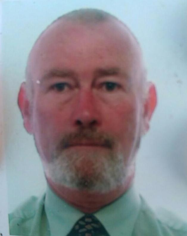 Philip Begg was last seen in the Cuminestown area earlier today.
