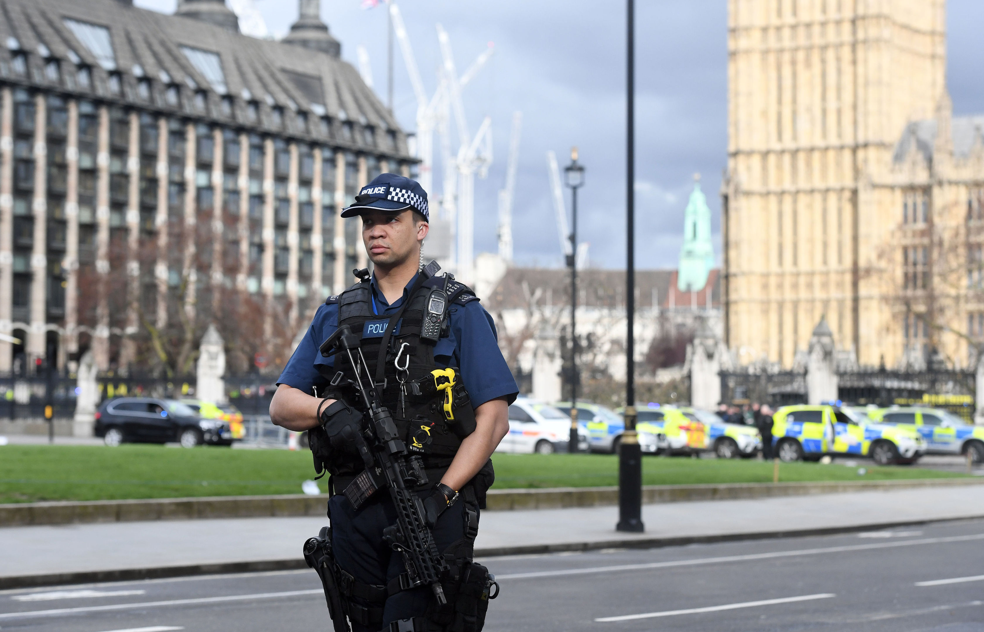 Palace of Westminster incident