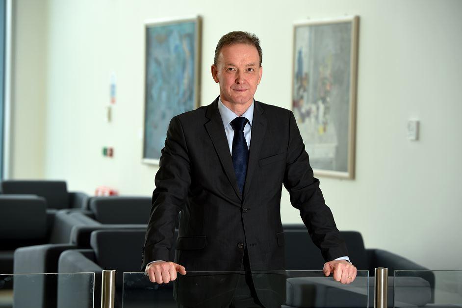 Robin Watson, chief executive of Wood Group.
