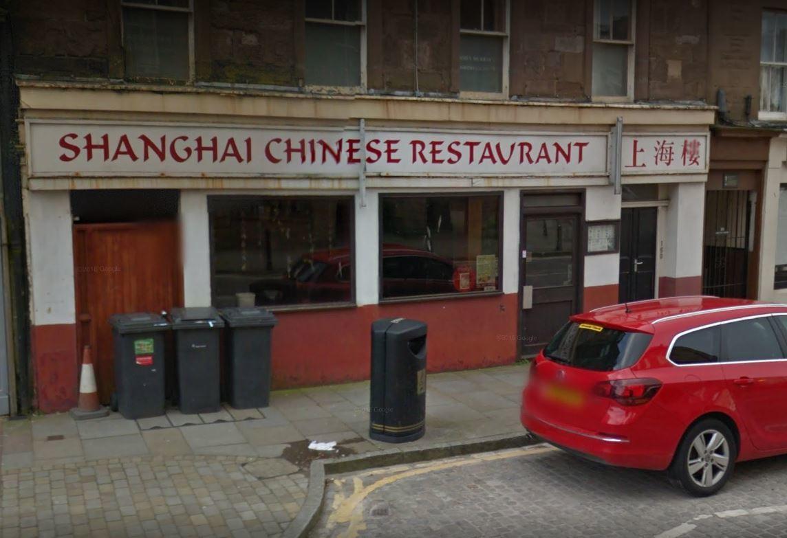The former Shanghai Restaurant in Montrose. Picture: Google.
