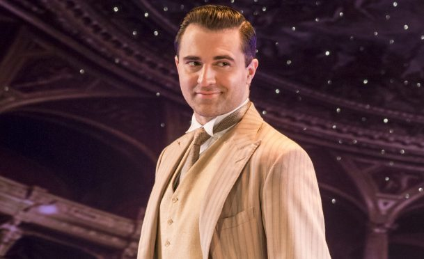 Darius is starring in Funny Girl which comes to His Majesty's Theatre next week