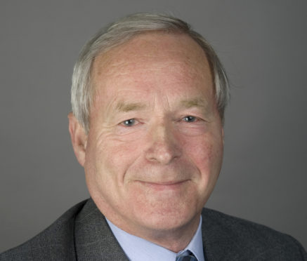 Councillor Michael Roy is quitting the Conservatives group on Aberdeenshire Council