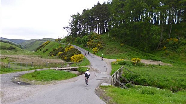 The Dinnaedo challenge is said to be one of the toughest courses in the UK.