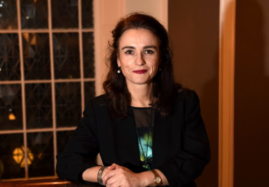 Professor Alexandra Johnstone