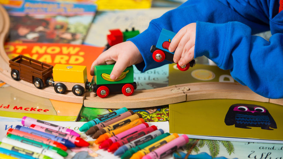 The free initiative has been developed exclusively for Aberdeen's nursery and primary pupils