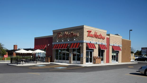 Tim Hortons could open its first branch in Aberdeen