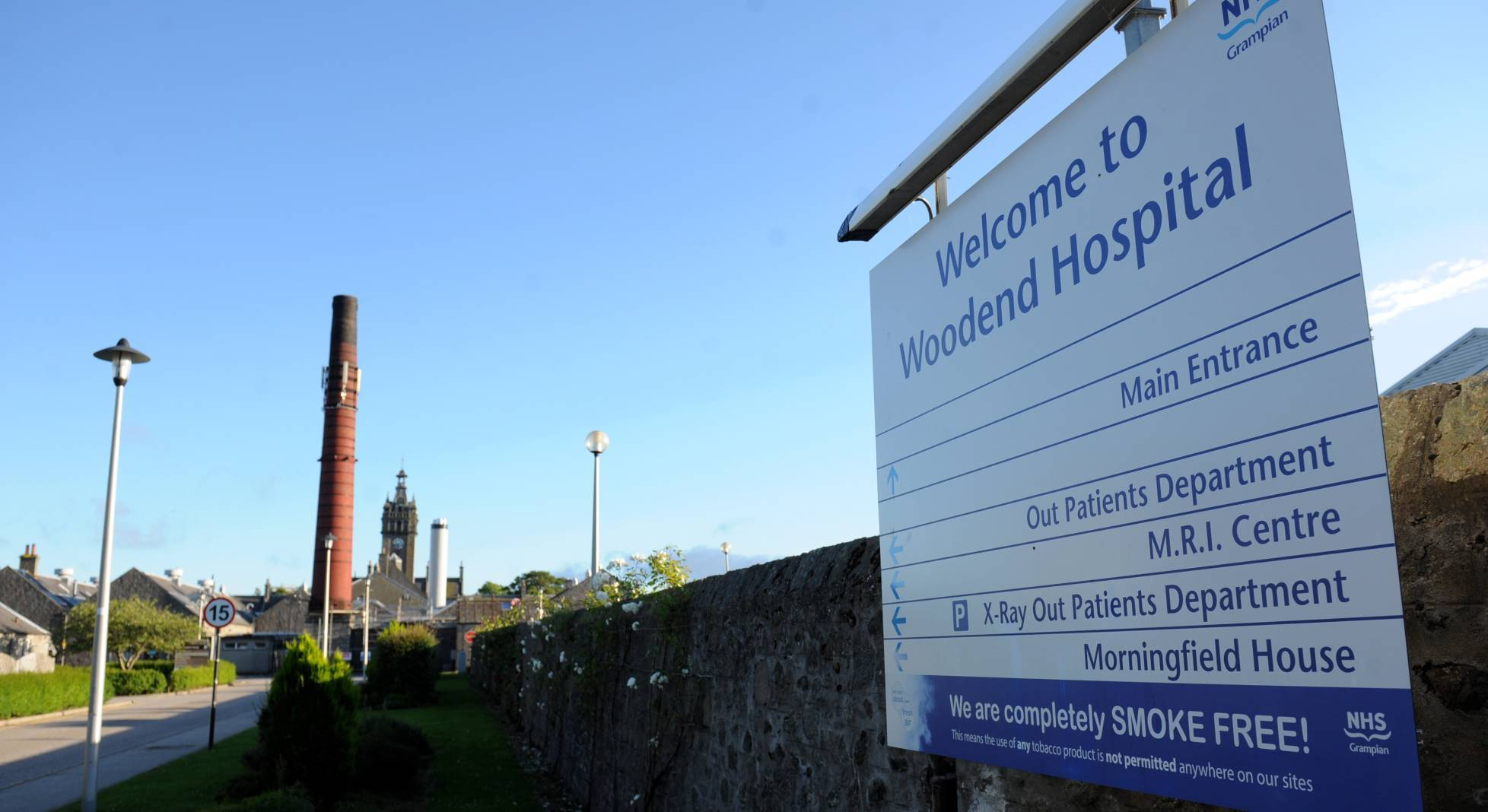 Woodend Hospital