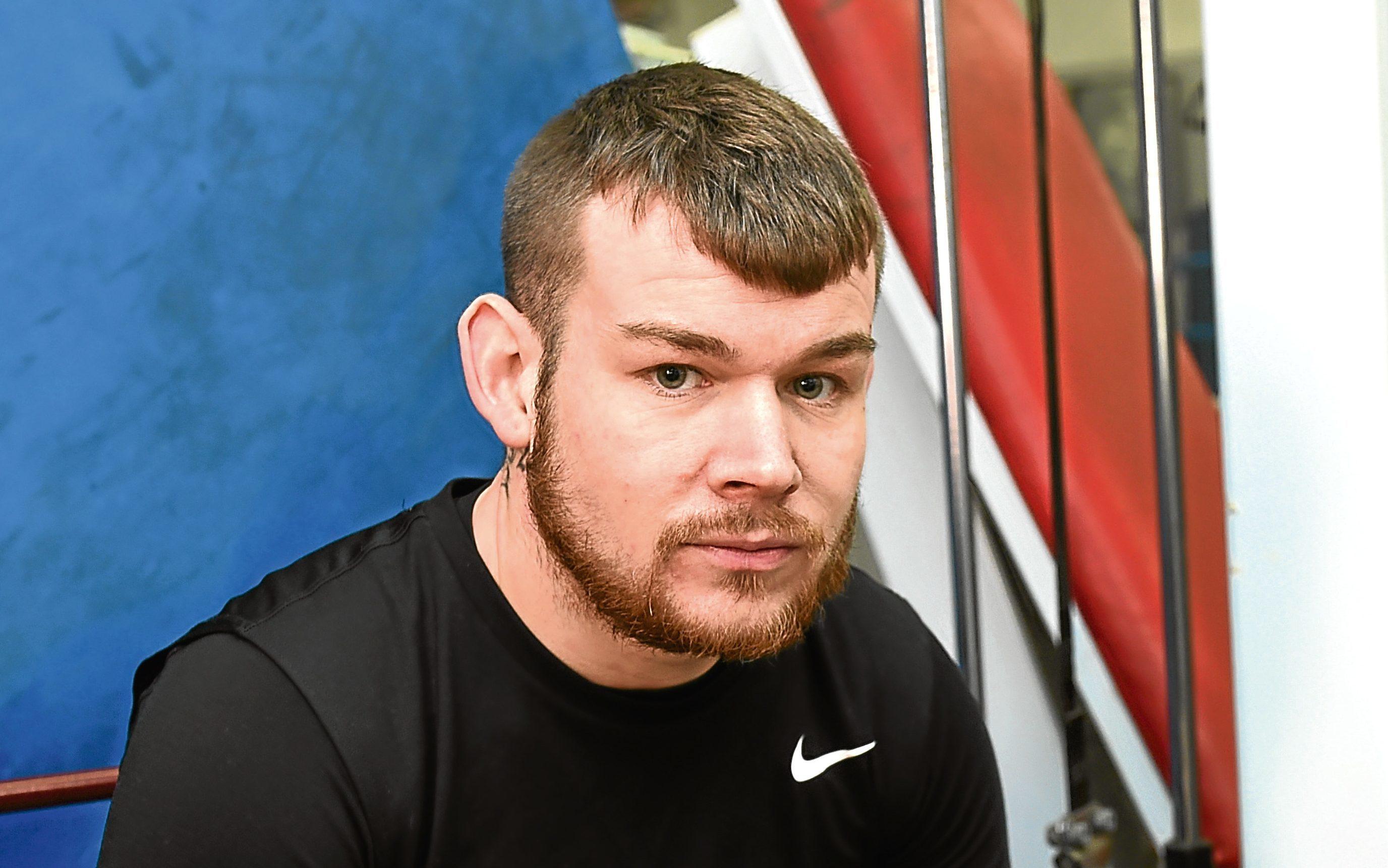 Aberdeen's Nathan Beattie.