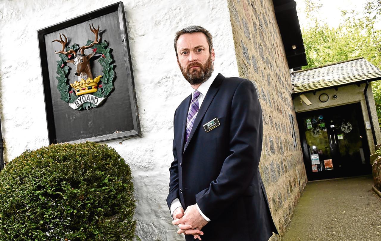 Gordon Highlanders Museum chief executive Bryan Snelling.
