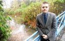 Concerns:  Ross Thomson MSP has called for CCTV to be installed.