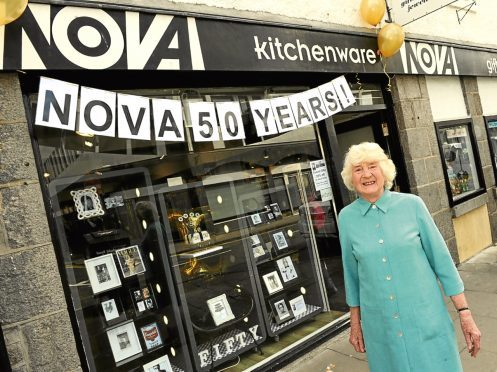 LEAVING: Rosemary McCann is stepping down as a boss of Nova.