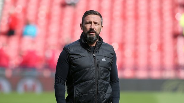 Derek McInnes has been linked with the vacant Sunderland job