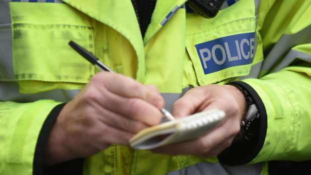 A man has been charged after a cannabis recovery in Aberdeen