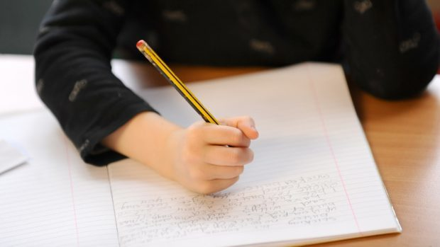 Youngsters are being urged to take part in a writing competition