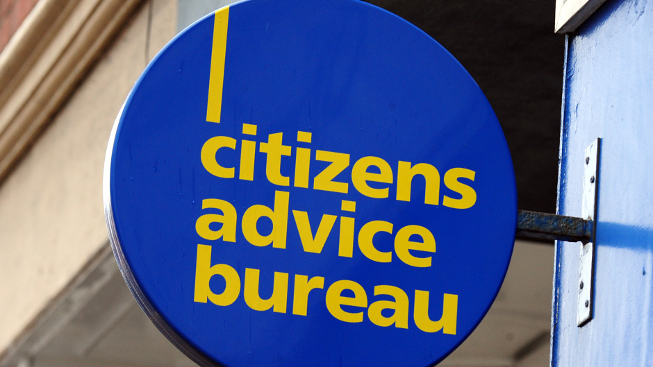 The funding will support Citizens Advice services