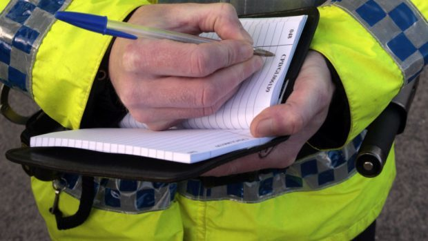 Police are appealing for information after a man indecently exposed himself in Aberdeen