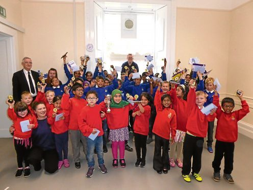 The Boys' Brigade welcomes all different faiths in the community.