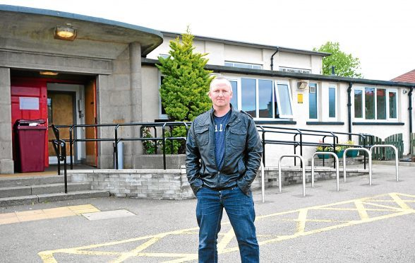 Community Centre manager Paul O'Connor is pleased with the investment.