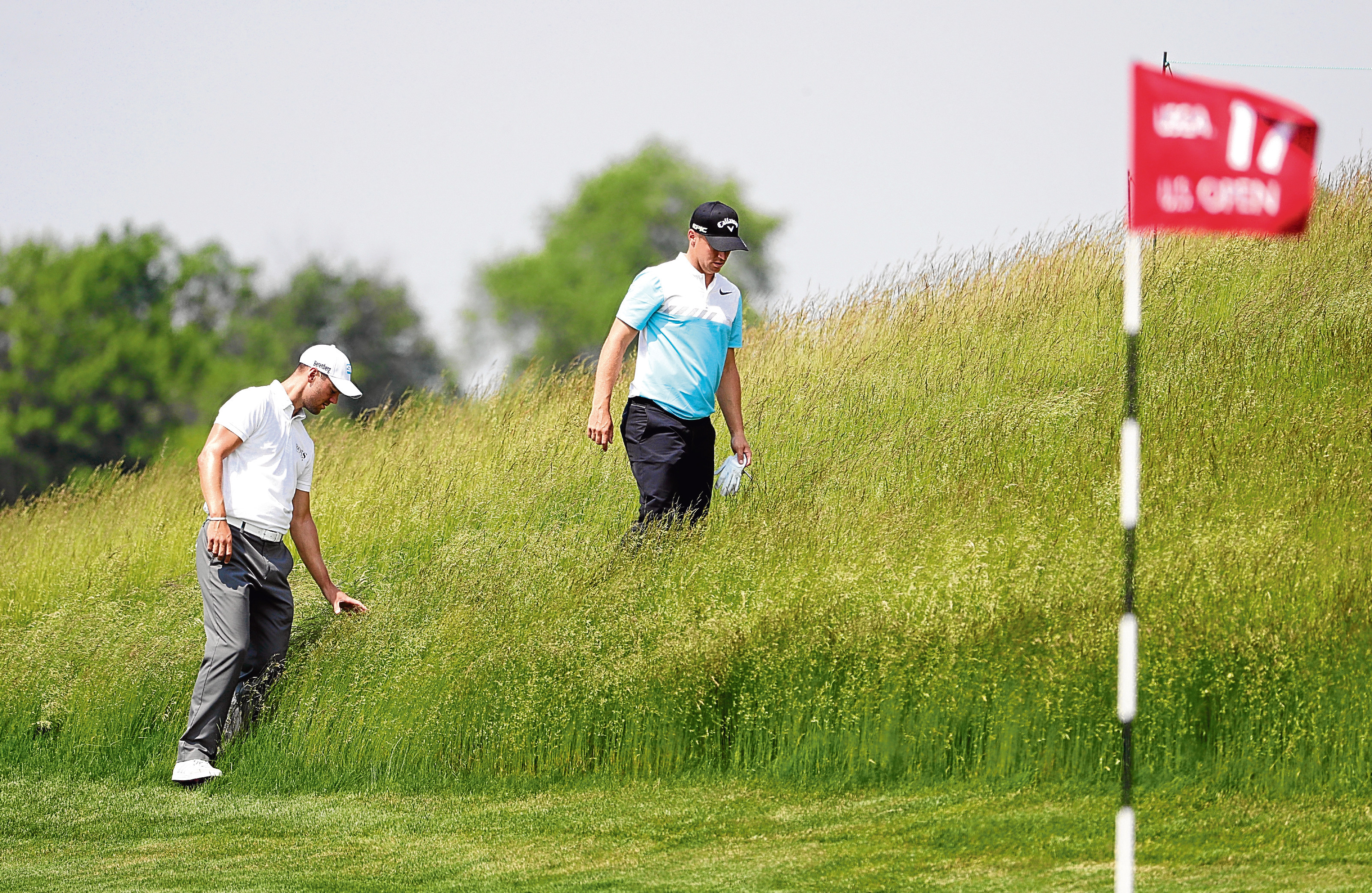 There's been a lot of talk about the rough at Erin Hills.