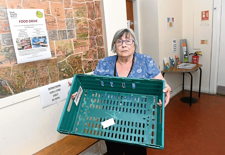 Irene Paul, secretary of Northfield Community Centre.