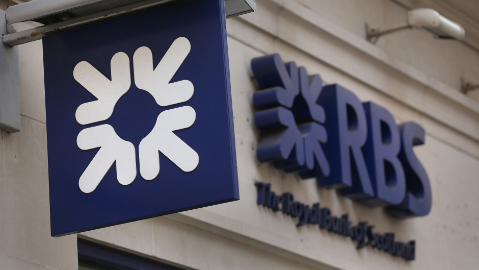 RBS has said it intends to close a number of branches across Scotland