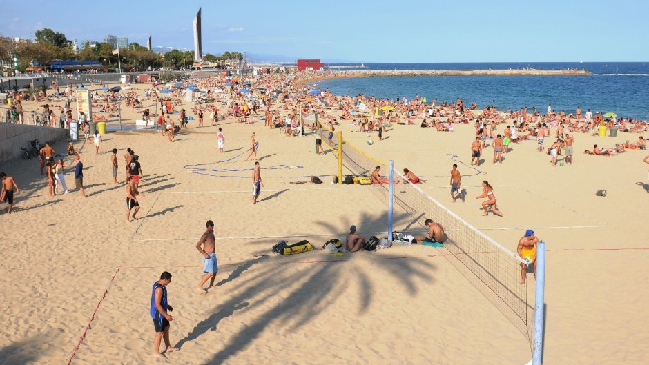 Spain is the preferred destination for many Britons