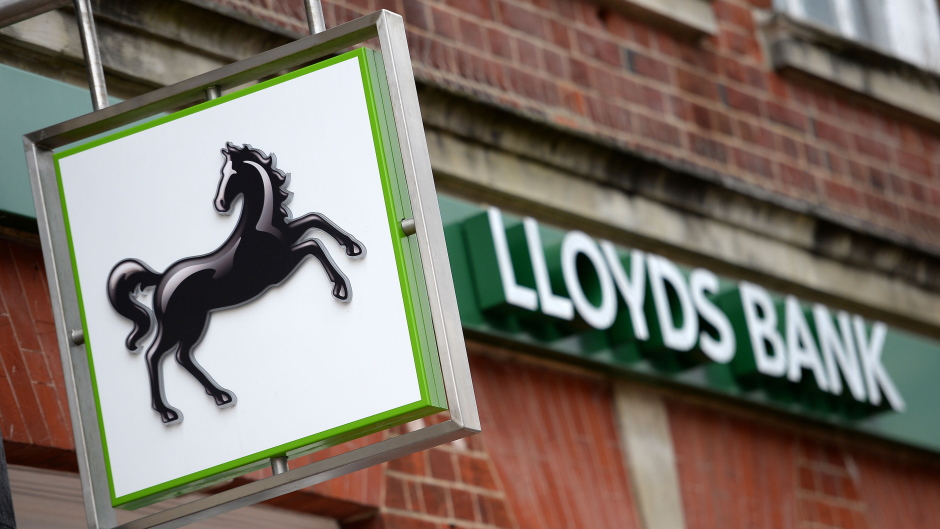 Lloyds Banking Group is to close 56 branches