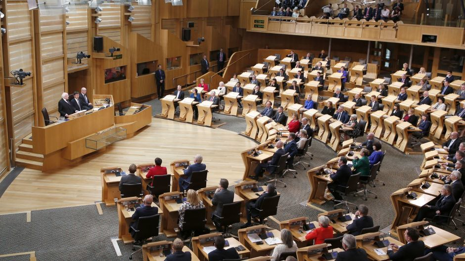 Ministers agreed a deal with the Scottish Greens to pass the budget at all stages of parliament.
