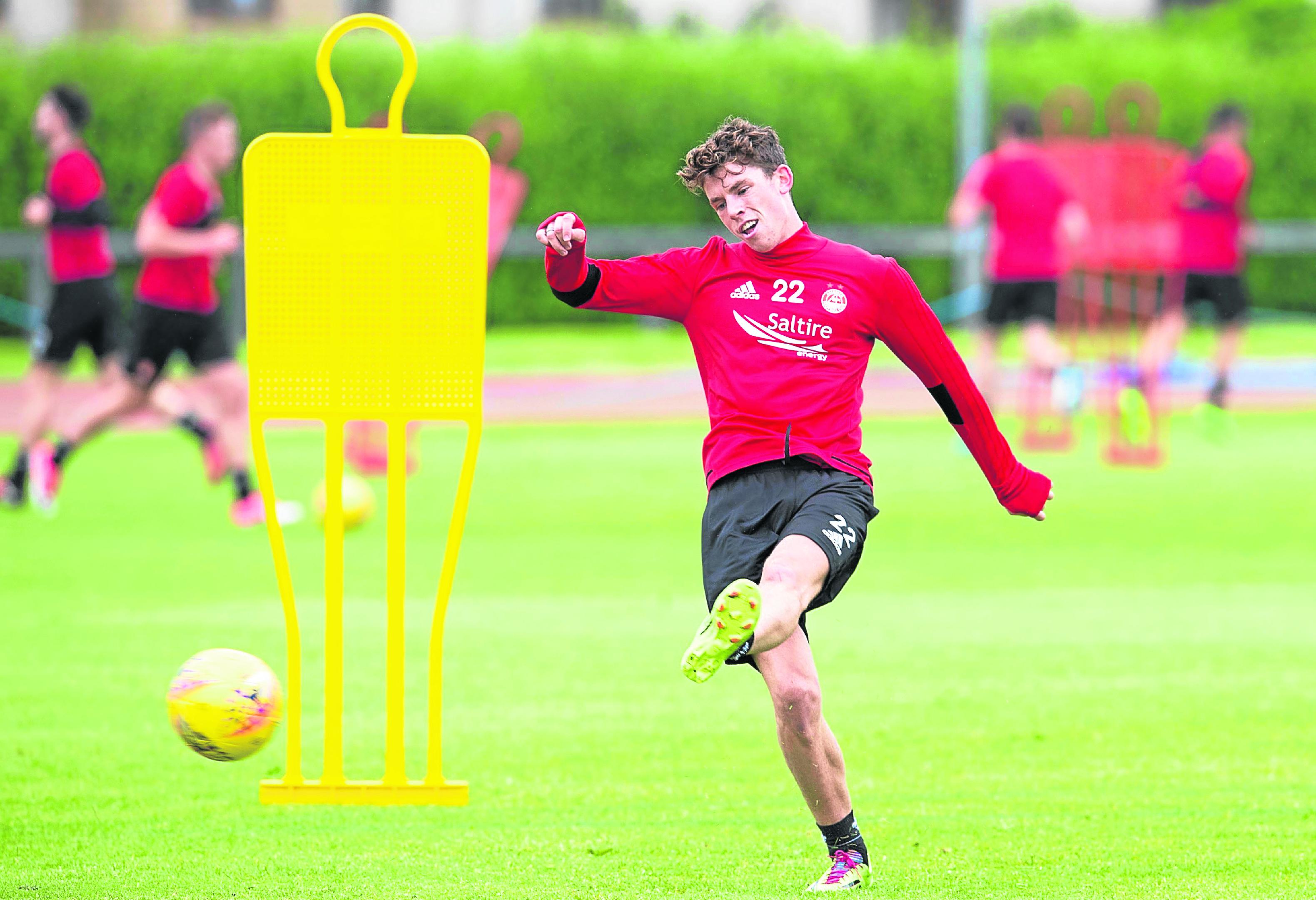 Aberdeen's Ryan Christie