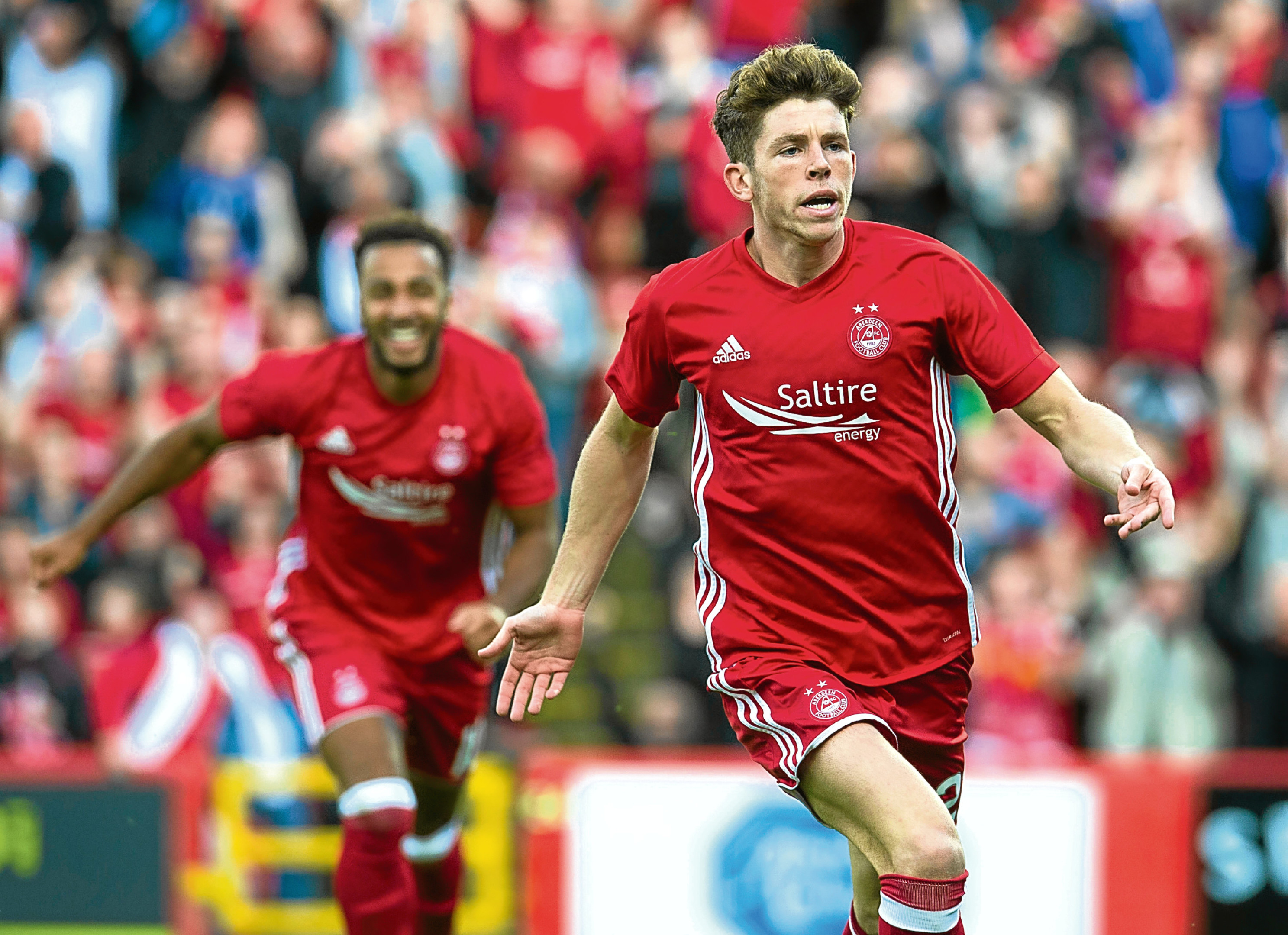 Ryan Christie is expected to be fit.