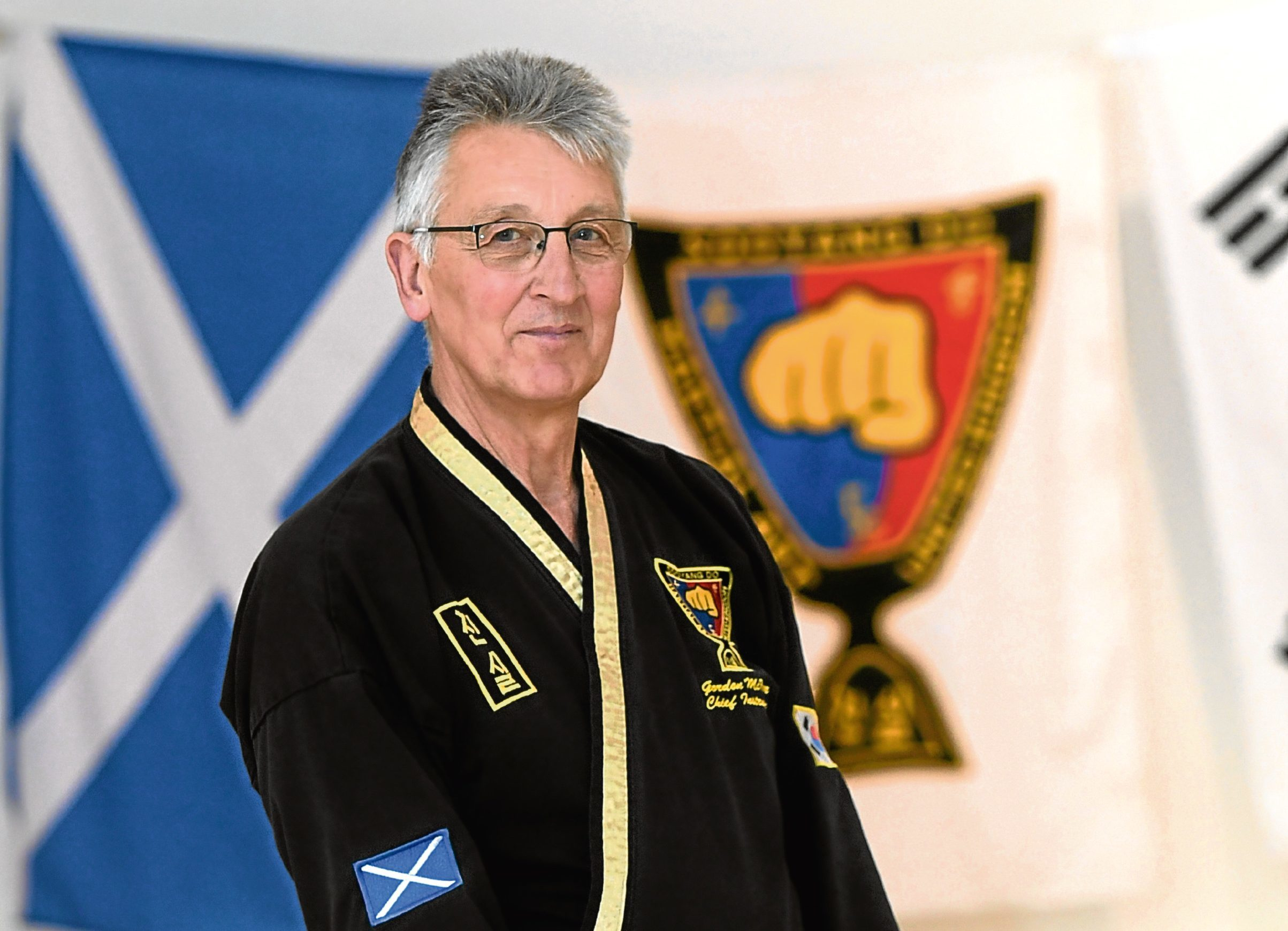Sooyang Do instructor Gordon McIver has been nominated in Aberdeen Sports Awards.