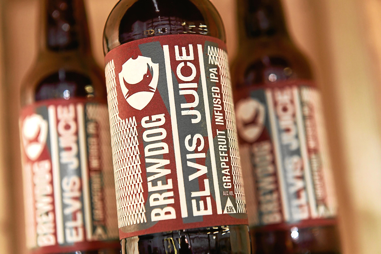 BrewDog's Elvis Juice.