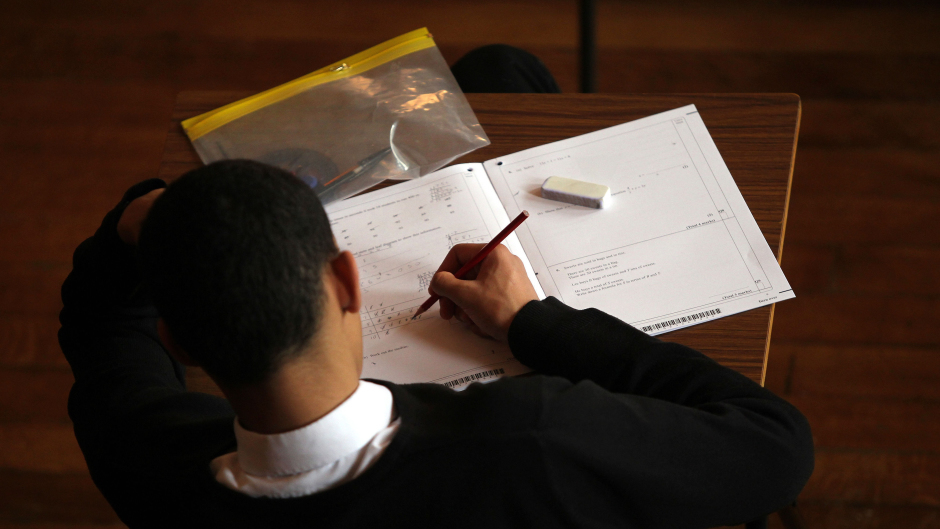 Lewis Macdonald MSP has called for more options to be made available to those wanting to appeal exam results