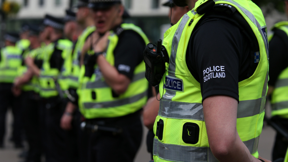 A man and woman have been charged following a drugs raid in Aberdeen