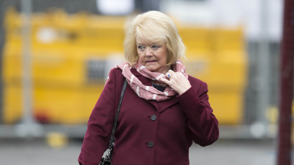 Hearts' Ann Budge alerted us to the fact this cash gift was a possibility.