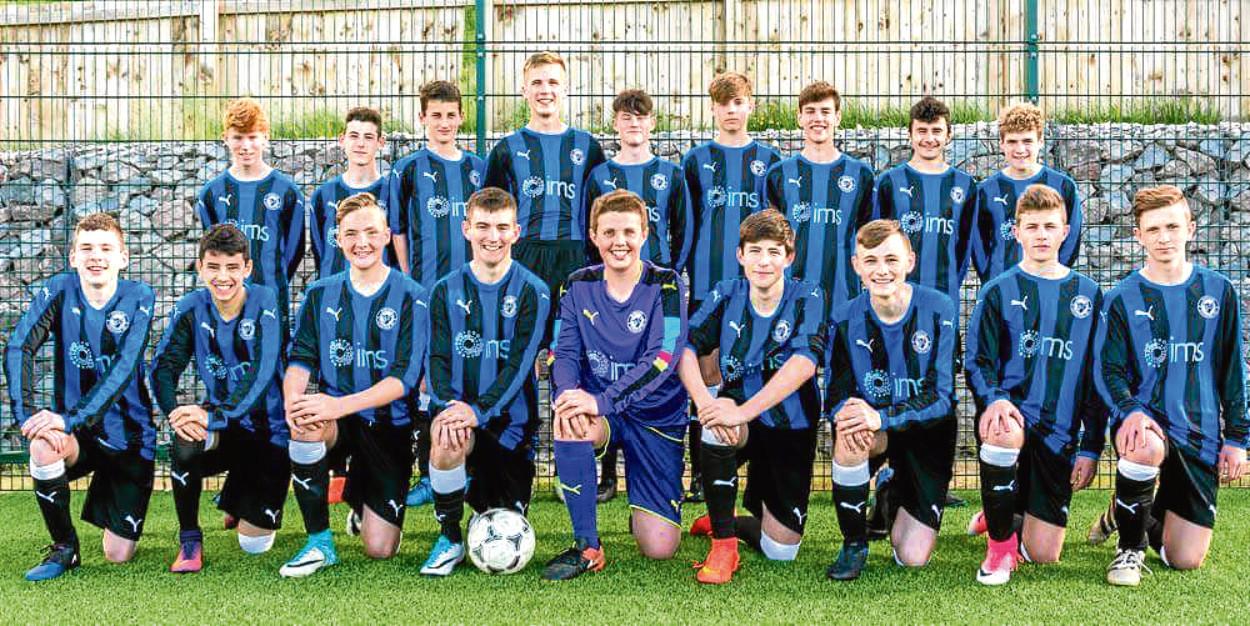 Donside Junevile Football Club U16
